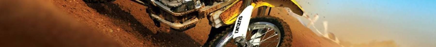 vue d'une suspension de roue avant